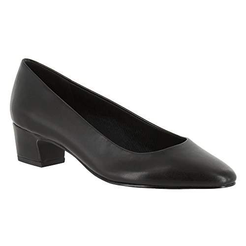 Easy Street Dames Prim-dress Pump, Zwart, Maat 9.0