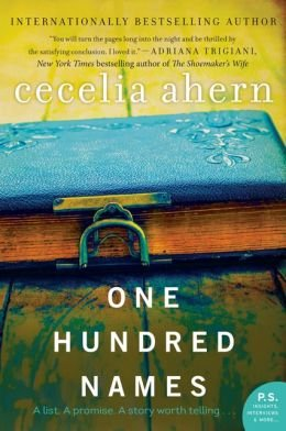 Cecelia Ahern One Hundred Names (Paperback) - Common ebook