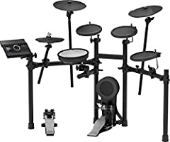When you're serious about drumming, you need a kit to match your ambition. The v-drums td-17 series lets your technique shine through, backed up with training tools to push you further. Combining a td-50-class sound engine with newly develope...