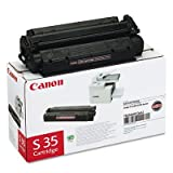 NEW - S35 (S-35) Toner, 3500 Page-Yield, Black - S35 by Canon