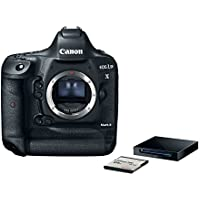 Canon EOS-1D X Mark II Premium Kit with 64GB SanDisk CFast 2.0 Card and Reader/Writer
