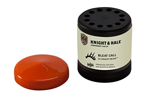 Knight & Hale EZ Gravity Bleat Deer Call -