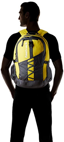 Fastrack 32/38L gelb Casual Rucksack (a0662nyl01)