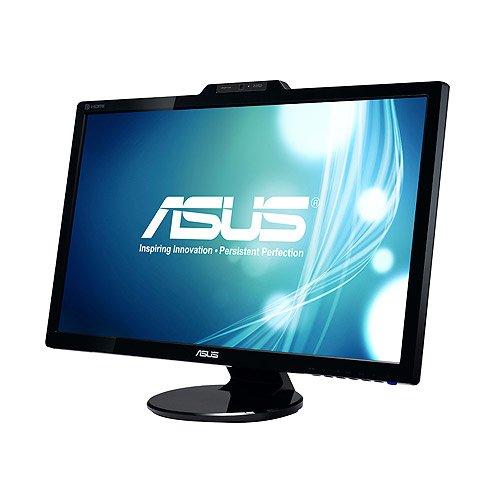 Asus VK278Q 27 inch WideScreen 2ms 10,000,000:1 VGA/DVI/HDMI/DisplayPort LCD Monitor, w/ Speakers & Webcam (Black) by Asus (Image #2)