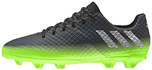 adidas Messi 16.1 FG J, Botas de Fútbol Para Niños Gris (Griosc / Plamet / Versol)