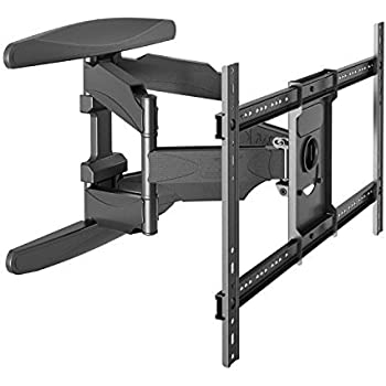 Nb mount full motion articulating wall mount for Motorized swing arm tv mount