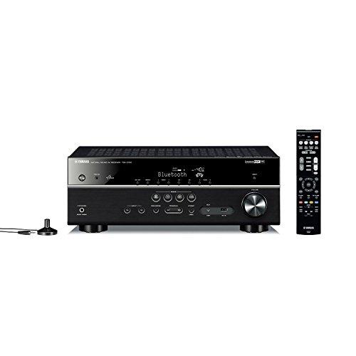 Yamaha TSR-5790BL 7 channel AV receiver w/BT, wifi Black