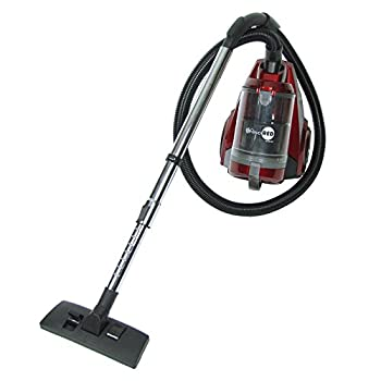 Atrix Revo Red Canister Vacuum for Carpets