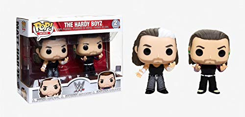 (Funko   Pop! We: We - Hardy Boys 2-Pack Collectible Figure, Multicolor)