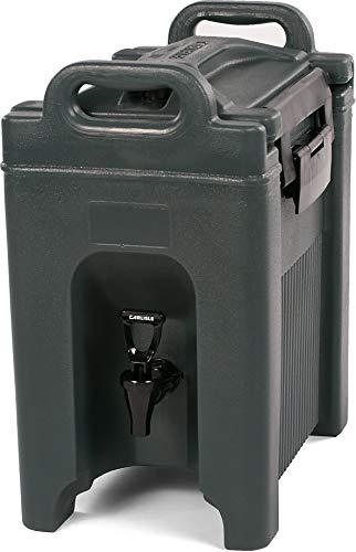 Carlisle XT250059 Cateraide Insulated Beverage Server/Dispenser, 2.5 Gallon, Slate Blue (Renewed)