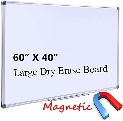 Magnetic Wall Mounted Aluminum Message Presentation product image