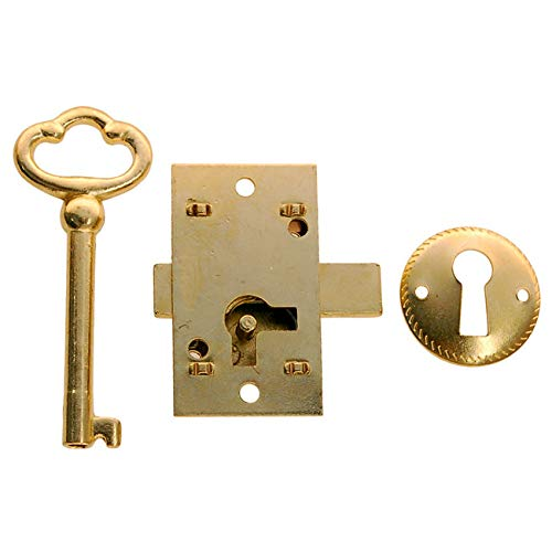 Cabinet Door Lock Set Key Curio Grandfather Clock China Jewlery NEW Replacement