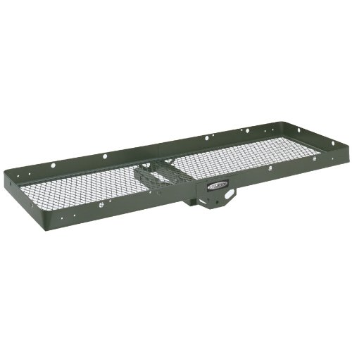 pro-series-6501-axis-hitch-mounted-cargo-carrier-for-2-receivers