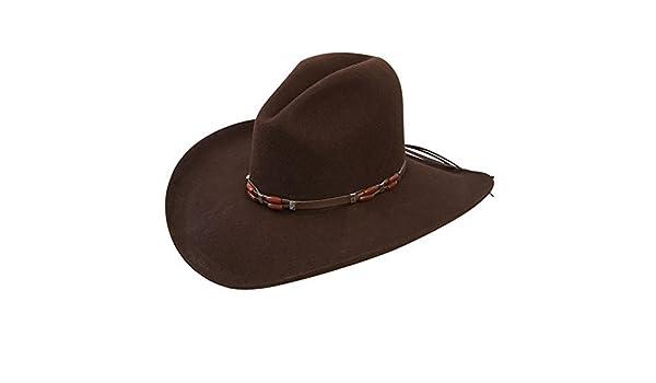 01bf94ef4d5e8 Resistol Cisco - (3X) Wool Cowboy Hat at Amazon Men s Clothing store