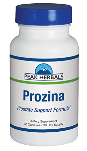 Prozina (3) by Peak Herbals