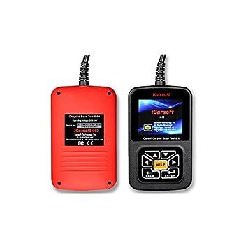 Icarsoft - Máquina diagnosis Citroen y Peugeot ICARSOFT i970 - 1273: Amazon. es: Coche y moto