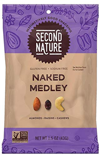 Bulk Pack Trail Mix (Second Nature, Naked Medley, 16-pack)