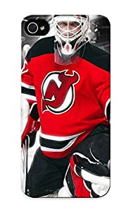 Awesome Case Cover/iphone 5/5s Defender Case Cover(martin Brodeur New Jersey Devils) Gift For Christmas