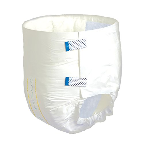 Tranquility Select Incontinence Disposable Briefs- Medium, White (Select Disposable Briefs)