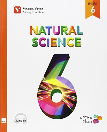 Descargar Libro Ep 6 - Naturales - Natural Science - Aula Activa Aa.vv.