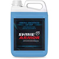 $24 » SHINE ARMOR Ultra Concentrated Car Wash Soap for Car Washing, Detailing, Cleaning - Wash &…