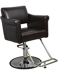 Kennedy Brown Salon Chair