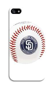 Personalized Monogram iphone 6 plus Case iphone 6 plus Tpu Back Cover San Diego Padres Baseball Mlb
