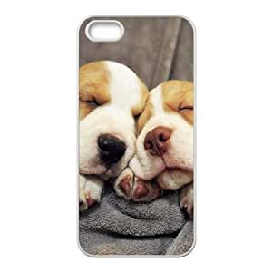 Basset Hound iPhone 5 5s Cell Phone Case White Phone cover J9724222