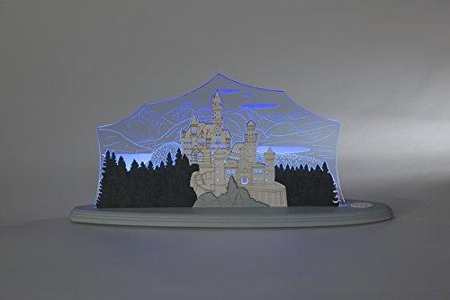 Weigla motive light safari Candle Arch light sheet window lighting NEW