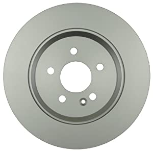 Bosch 36010942 QuietCast Premium Disc Brake Rotor, Rear
