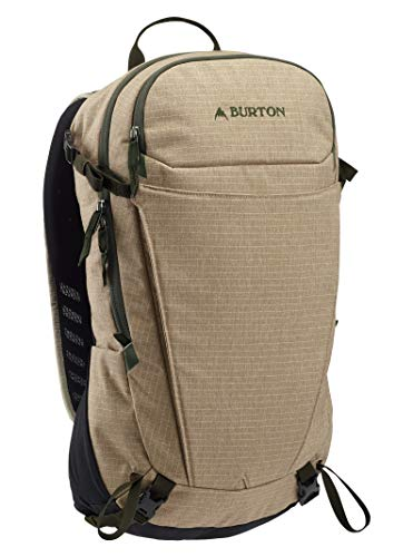 Burton Multi-Season Skyward 18L Hiking/Backcountry Backpack, Timber Wolf Ripstop