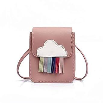 y&d Bag For Women,Pink - Crossbody Bags