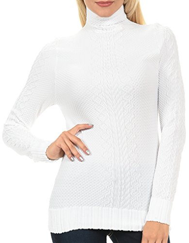 Womens Stretchy Layering Turtleneck Thermal product image