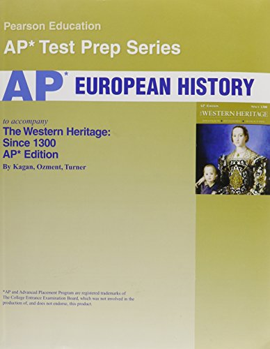 Western Heritage: Ap Exam Text With Test Workbook