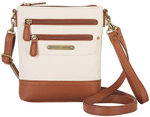 Stone Mountain Crossbody Handbags - 6