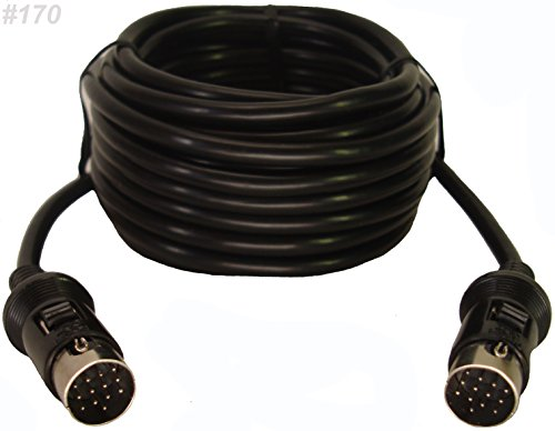 20'FT LOCKING 13-PIN MALE DIN DATA CABLE for ROLAND PLANET WAVES. GETWIREDUSA #170