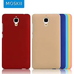 MOSKII Brand Ultra Thin Protective PC Back Case Cover For Xiaomi 4