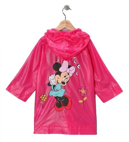 Disney Damen Regenjacke Rosa rosa