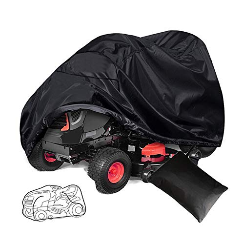 Lawn Mower Cover, Waterproof Riding Lawn Tractor Cover, for sale  Delivered anywhere in Canada
