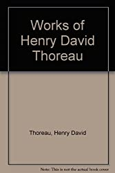 Works of Henry David Thoreau