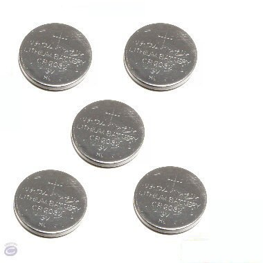 5 x Ex-Pro® High Power CR2430 CR-2430 3v Lithium Batteries Coin Button Cell