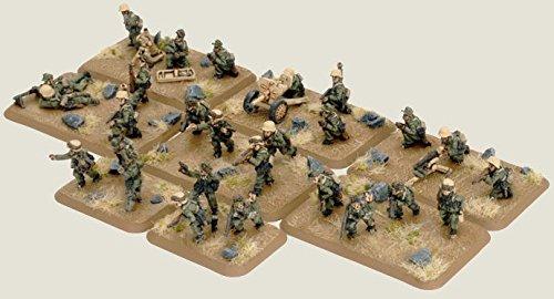 Flames of War 4th Edition German Afrika Korps Rifle Platoon FOW GE746