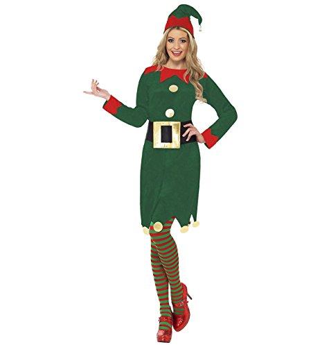 Elf Dress Costume - Small - Dress Size 6-8 ()