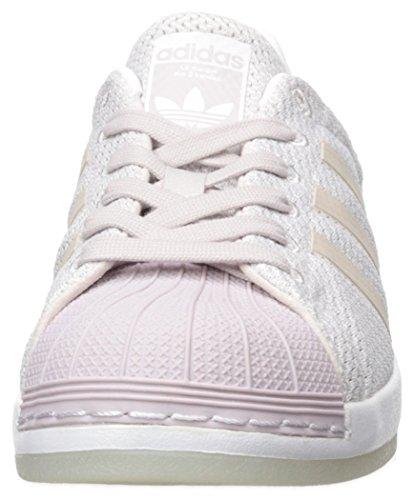 Pour print blue Femme Bottes Adidas White ATZHRAq
