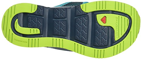 Salomon Damen RX Break Traillaufschuhe Reflecting Pond/Deep Peacock Blue/Lime Green