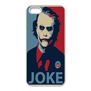 DIY Stylish Printing JOKER Cover Custom Case For iPhone 5, 5S MK1C503176