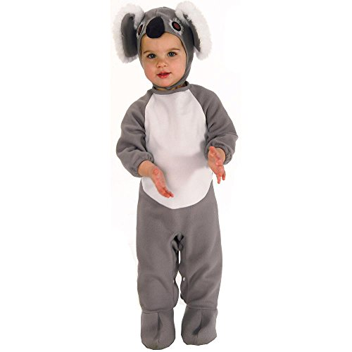 Baby Cute Koala Bear Halloween Costume (Sz: -