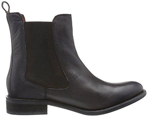 Pepe Jeans Seymour Old Chelsea, Zapatillas de Estar por Casa para Mujer Negro - negro