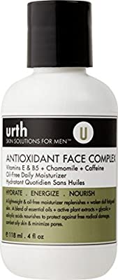 Urth Skin Solutions for Men Antioxidant Face Complex 4oz