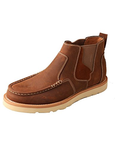 Image of Twisted X Men's Casual Pull-On Shoes Moc Toe - Mca0013